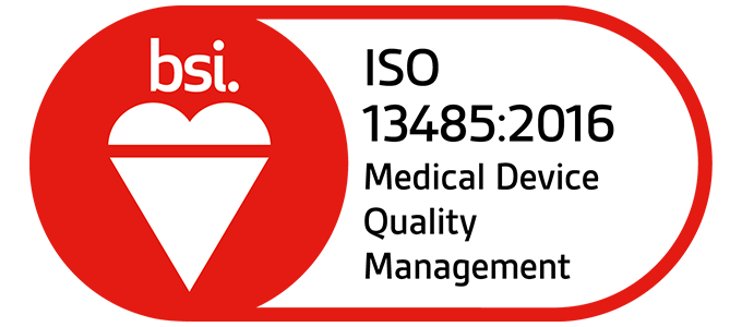 Certification bsi ISO 13485:2016